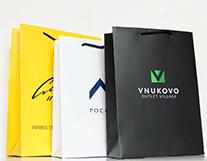 Пакеты с логотипом, фото