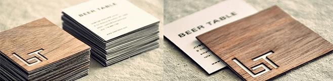 Уникальные бизнес визитки. фото
